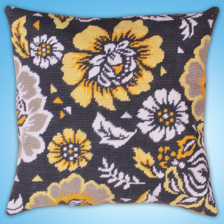 # 2559 Yellow Floral