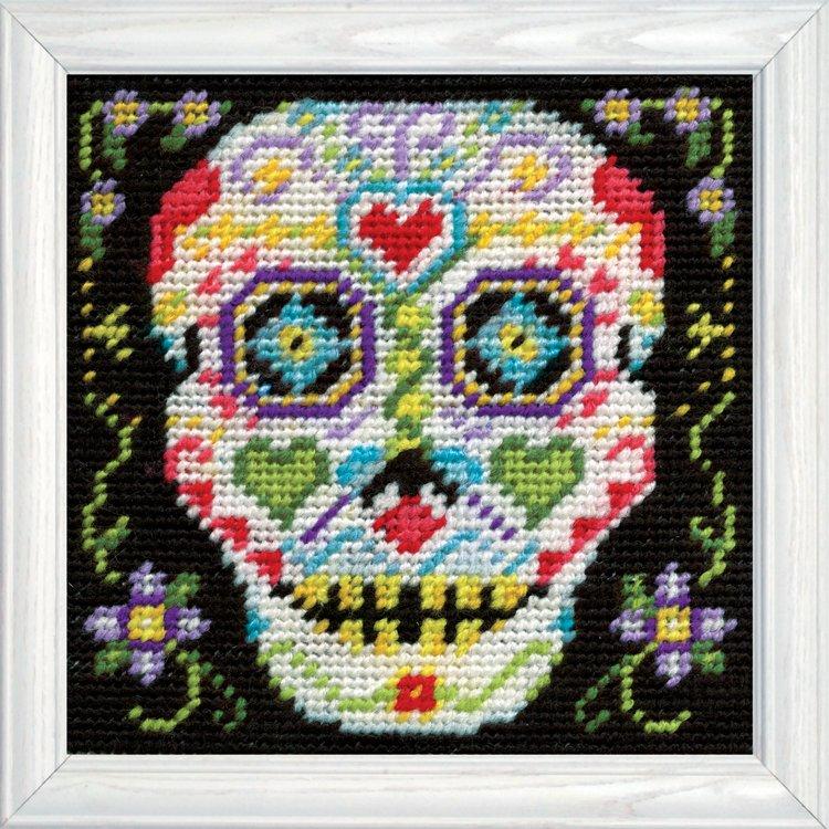 # 2631 Sugar Skull