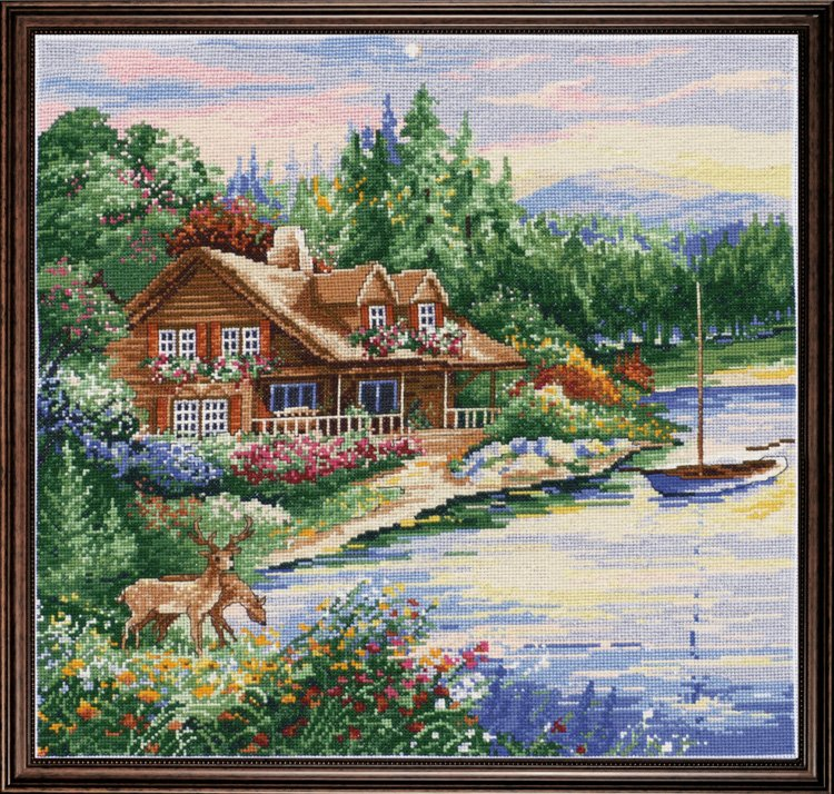 # 2767 Lakeside Cabin