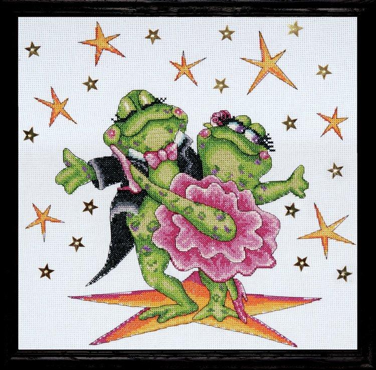 # 2776 Dancing Frogs