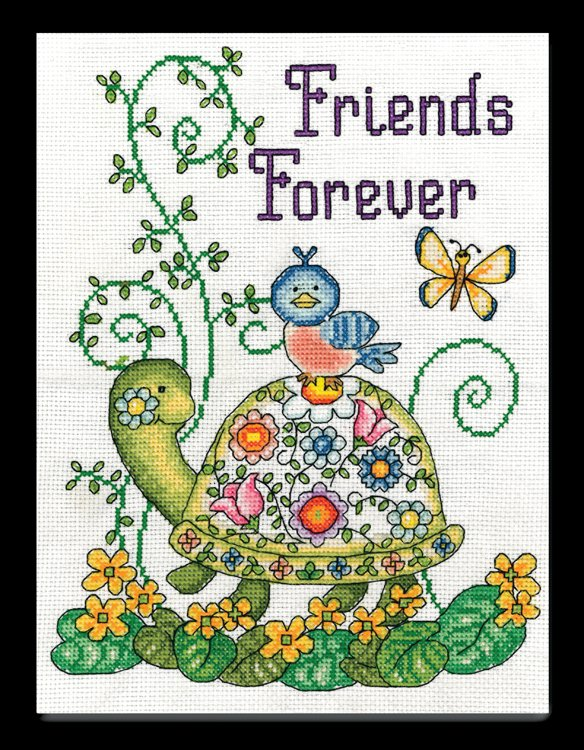 # 2838 Friends Forever (Turtle)