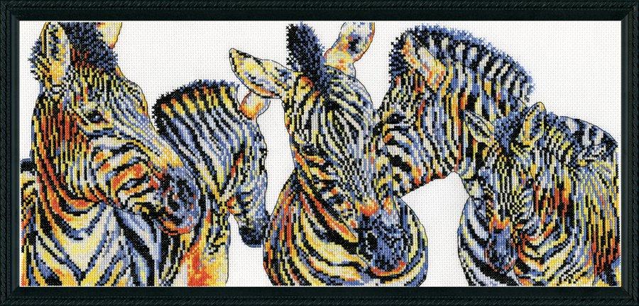 # 2853 - Wild Things Zebras