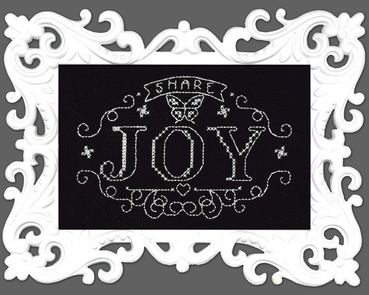 # 2890 - Share Joy Chalkboard