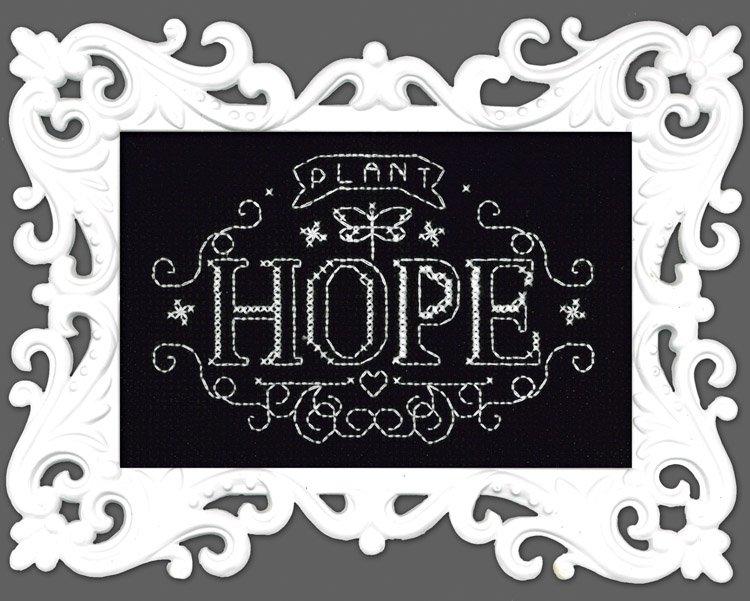 # 2893 - Plant Hope Chalkboard