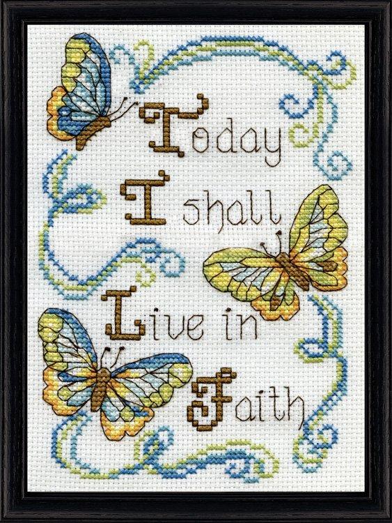 # 2895 - Live in Faith