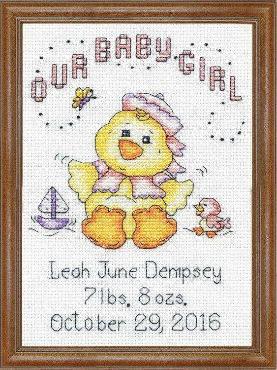 # 2896 - Girl Chick