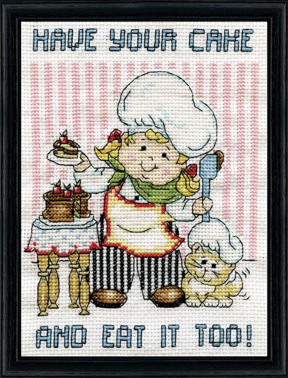 # 2898 - Cake Chef