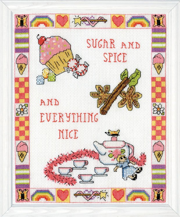 # 2940 Sugar and Spice