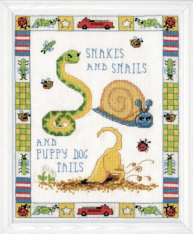 # 2941 Snakes and Snails