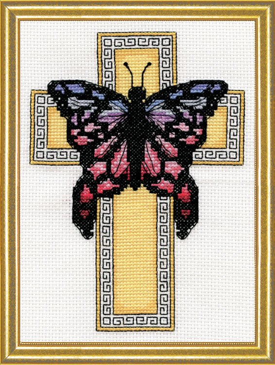 # 2958 Butterfly Cross
