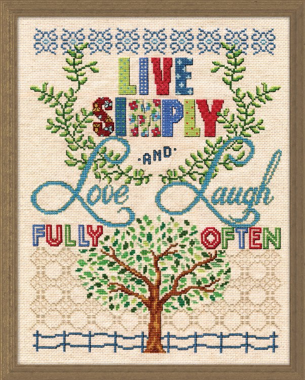 # 2986 Live Simply