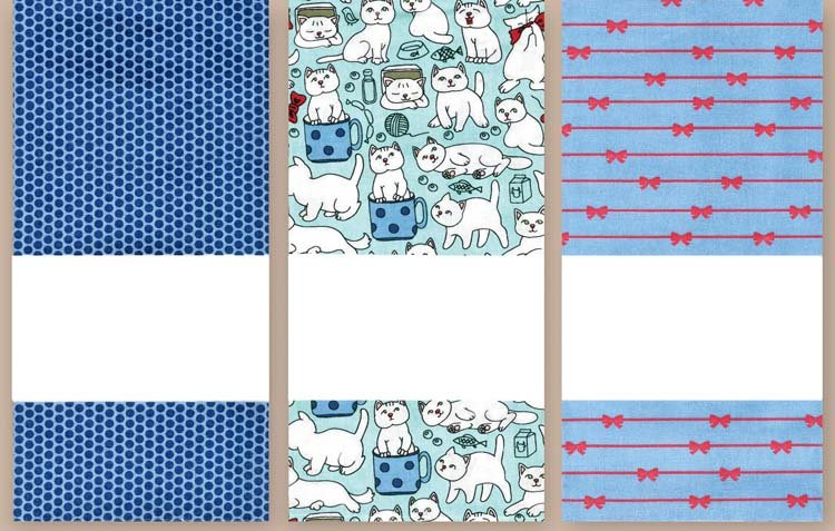 # 3062 Cats Towel Trio