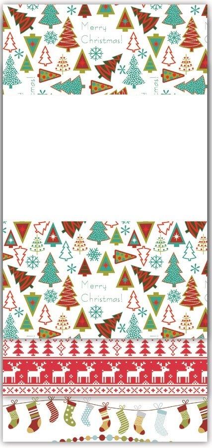 # 3076 Christmas Towel