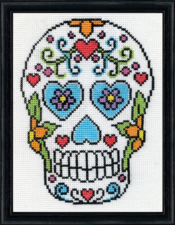 # 3203 Sugar Skull
