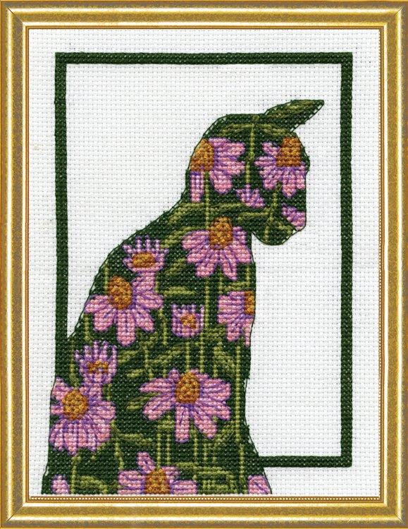 # 3206 Flower Cat