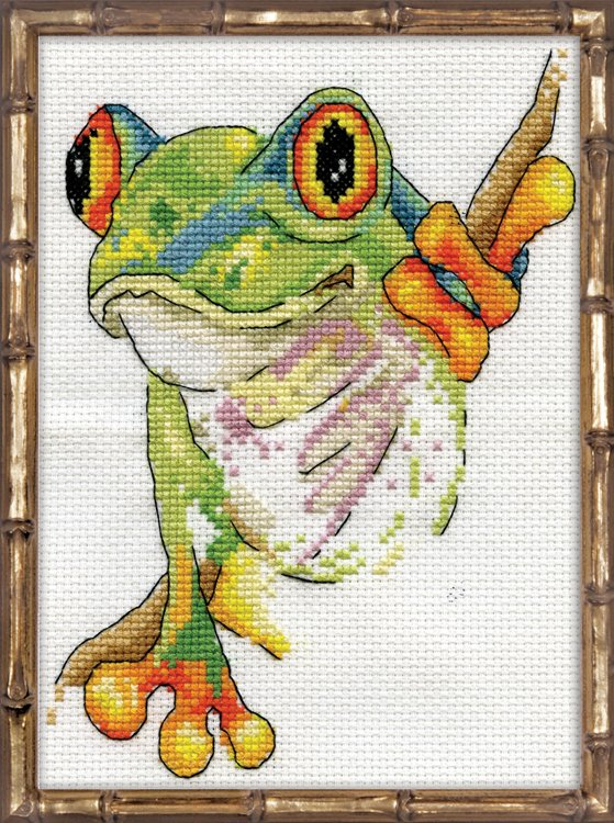 # 3214 Tree Frog