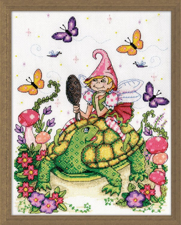 # 3238 Turtle & Fairy