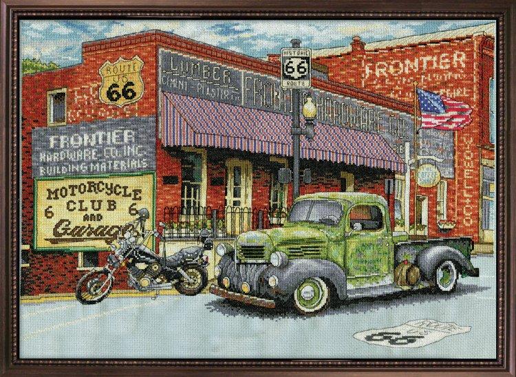 # 3257 Frontier Hardware