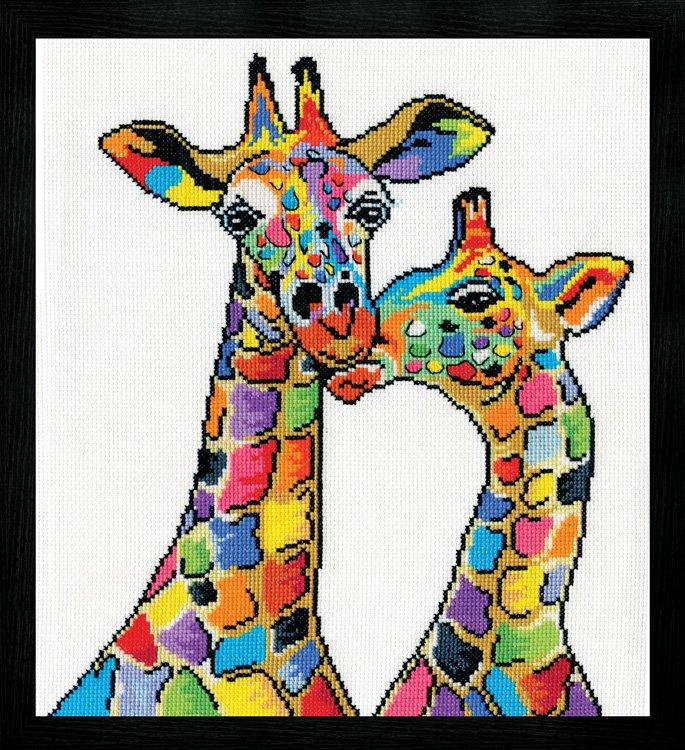 # 3258 Giraffes