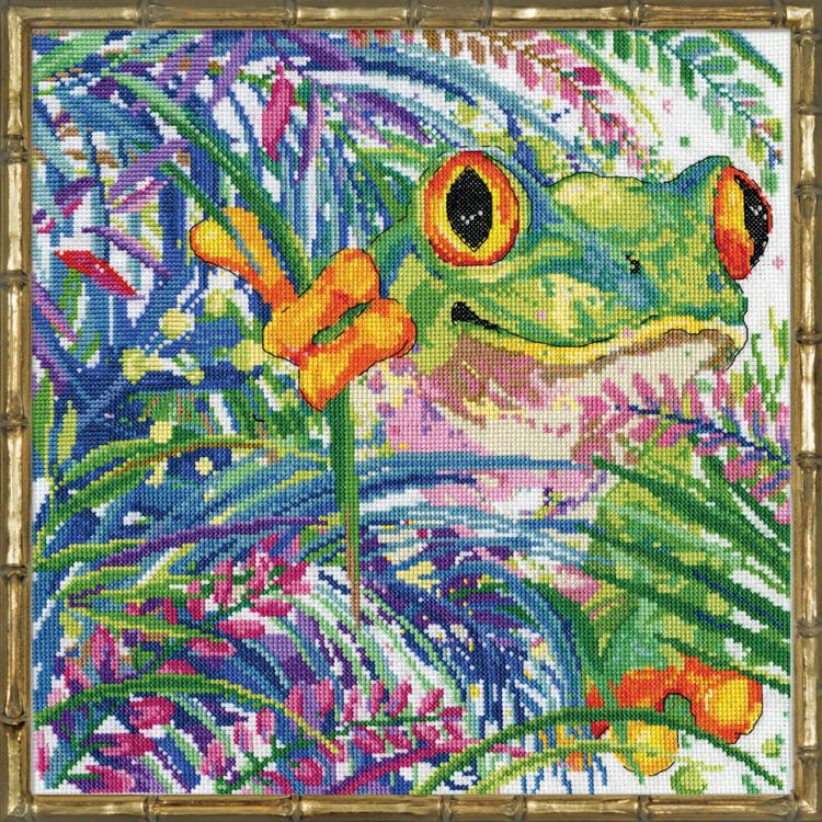 # 3267 Tree Frog
