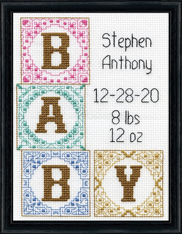 # 3351 Baby Blocks