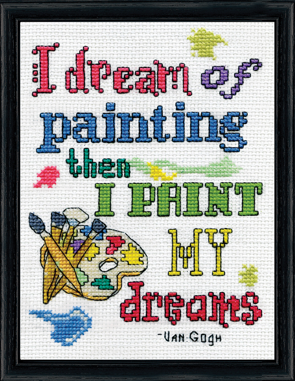 # 3352 Paint my Dreams