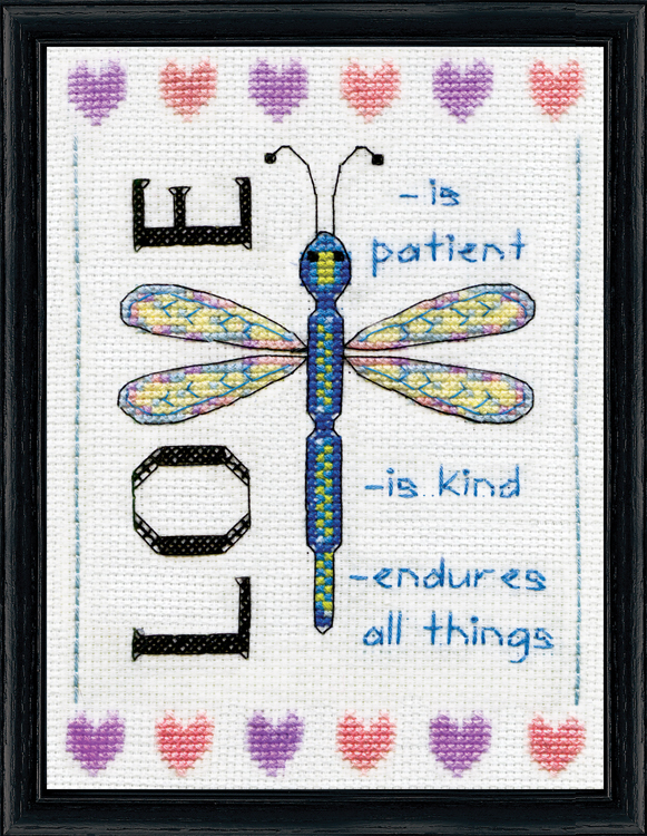 # 3354 Dragonfly Love
