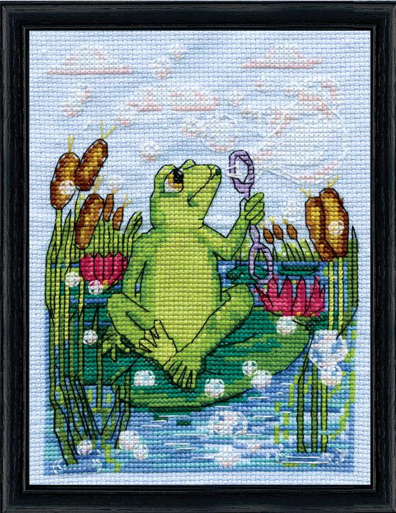 # 3361 Frog