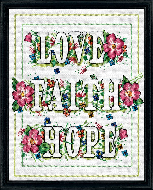 # 3371 Love Faith Hope