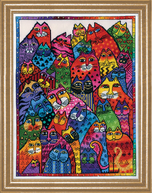 # 3381 Cat Collage
