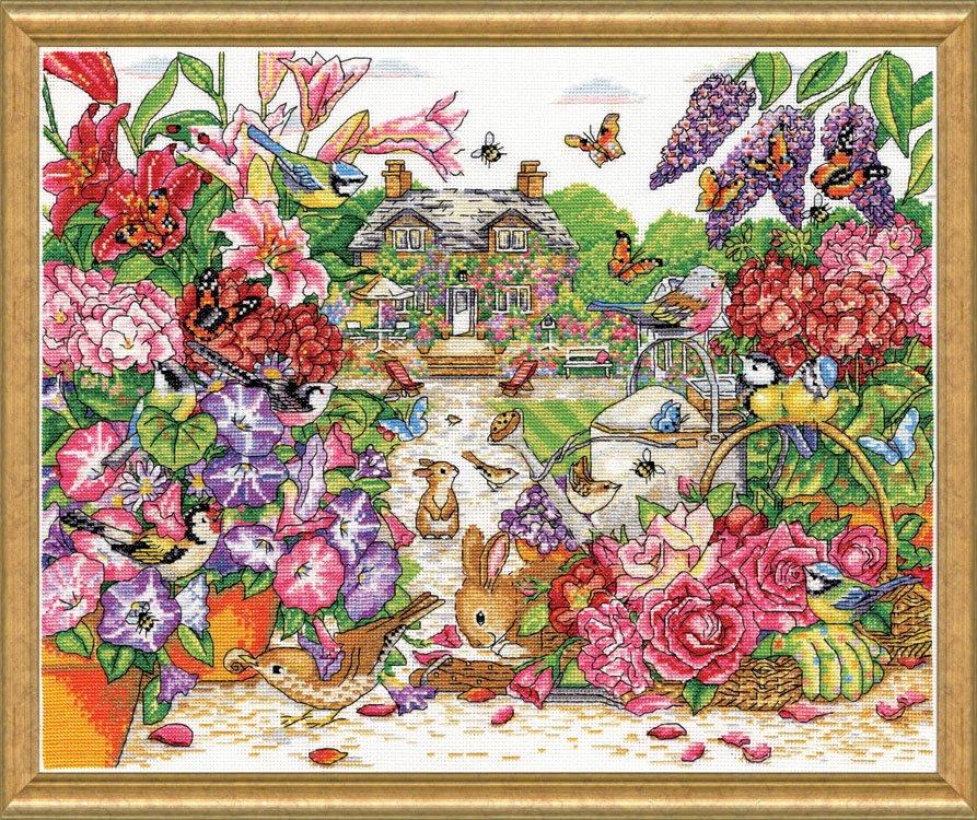 # 3393 Full Bloom Garden