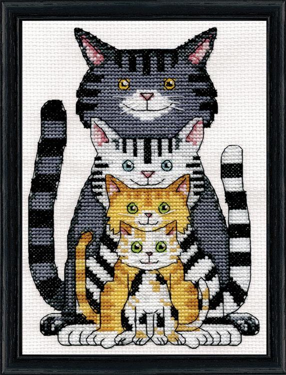# 3450 Cat Family