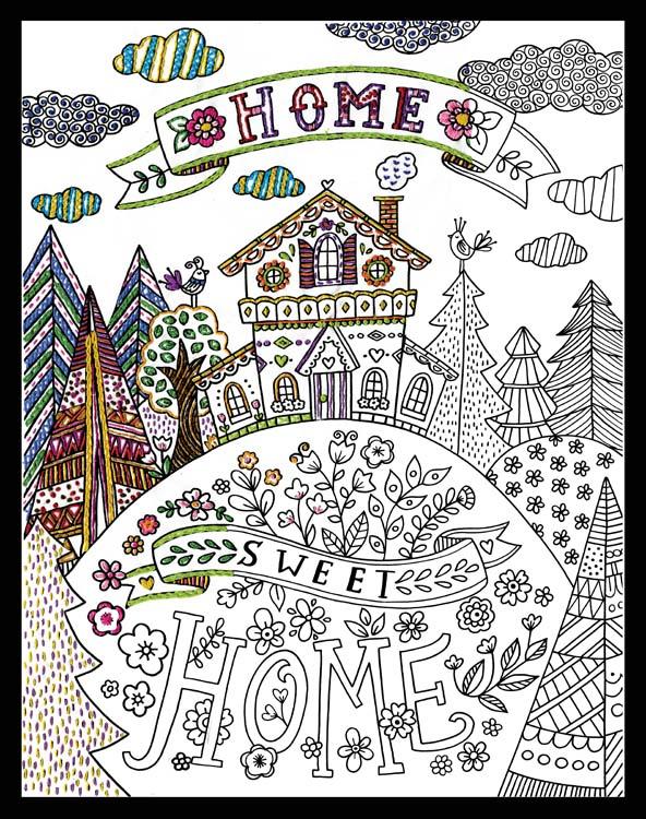 # 4037 Home Sweet Home