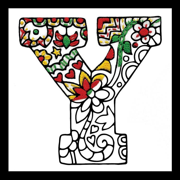 # 4086 Zenbroidery Letter Y