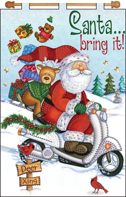 # 4125 Santa...Bring it