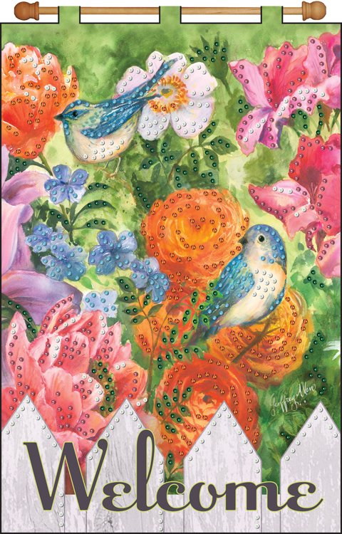 # 4231 Welcome Floral
