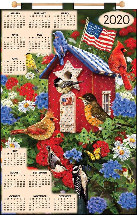 # 4333 American Birdhouse