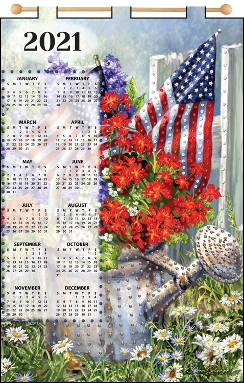 # 4361 American Garden