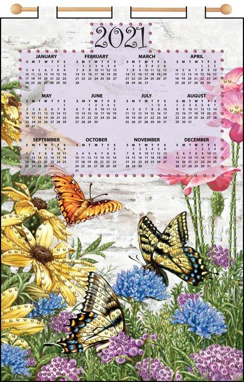 # 4363 Butterfly Garden