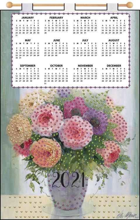 # 4364 Rose Vase