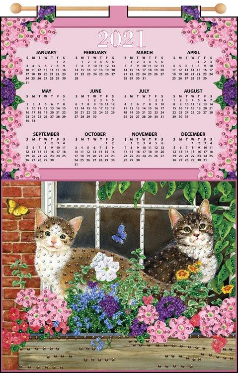 # 4365 Sitting Pretty Kitties