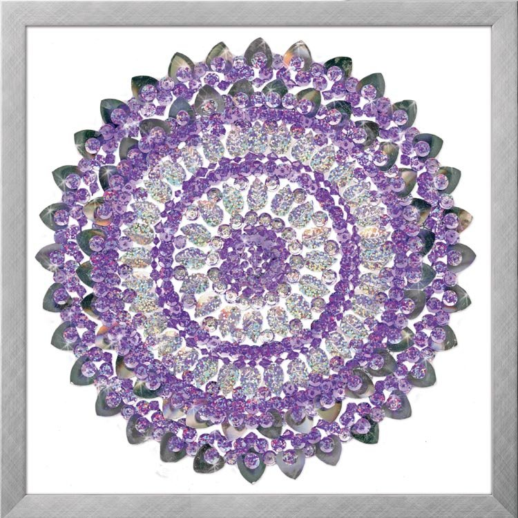 # 4402 Lilac Mandala - Zendazzle