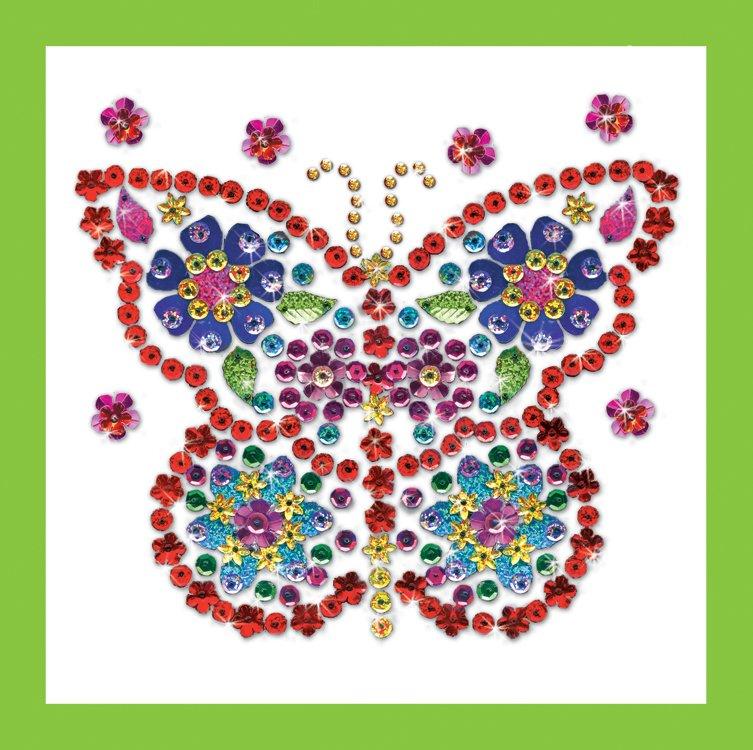 # 4412 Butterfly Zendazzle