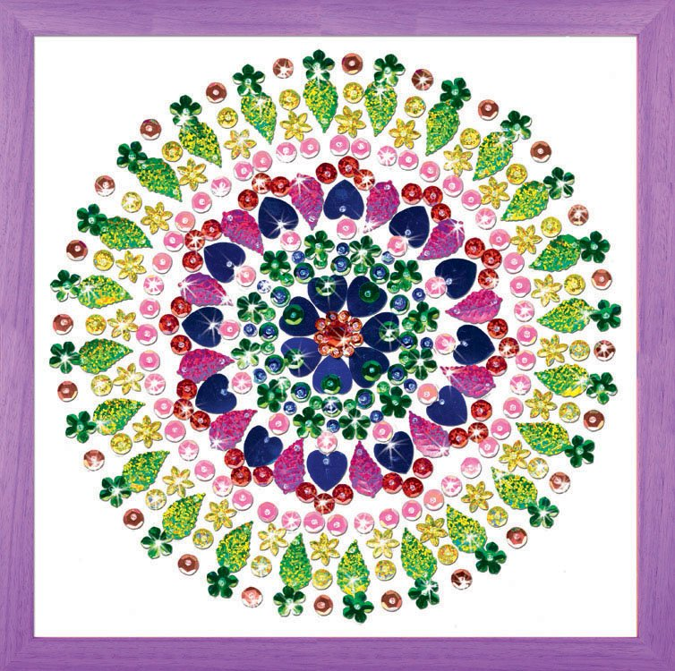# 4413 Kaleidoscope Zendazzle