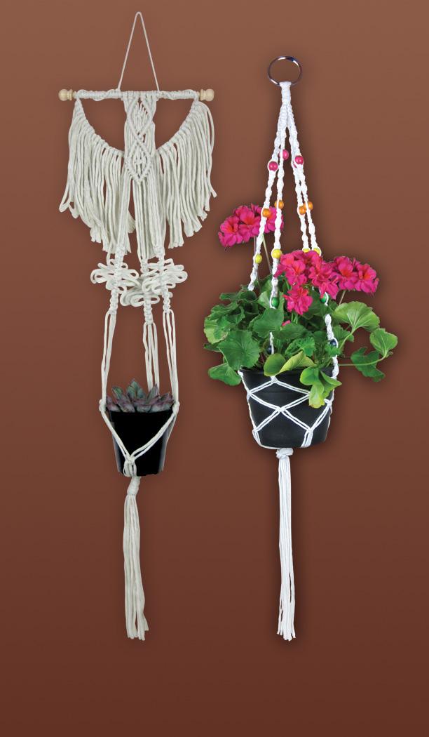 # 4469 Plant Hangers