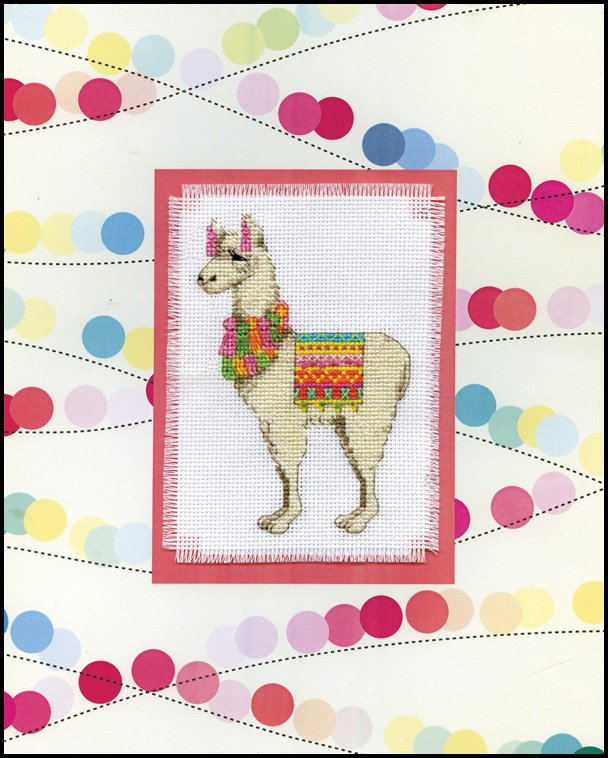 # 4471 Llama Stitch & Mat