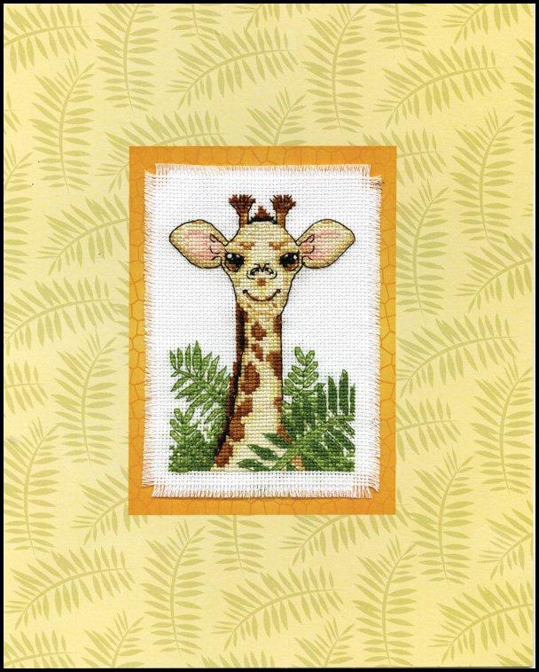 # 4475 Giraffe Stitch & Mat
