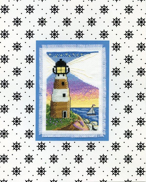 # 4479 Lighthouse Stitch & Mat