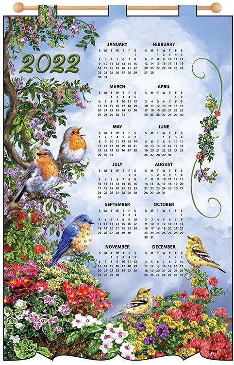 # 4589 Bird Song
