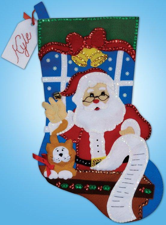 # 5008 Santa's List